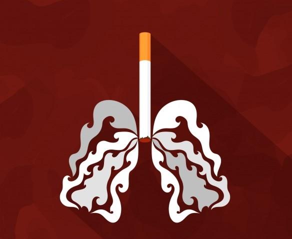 ¿Cómo afecta el tabaco a mis pulmones?