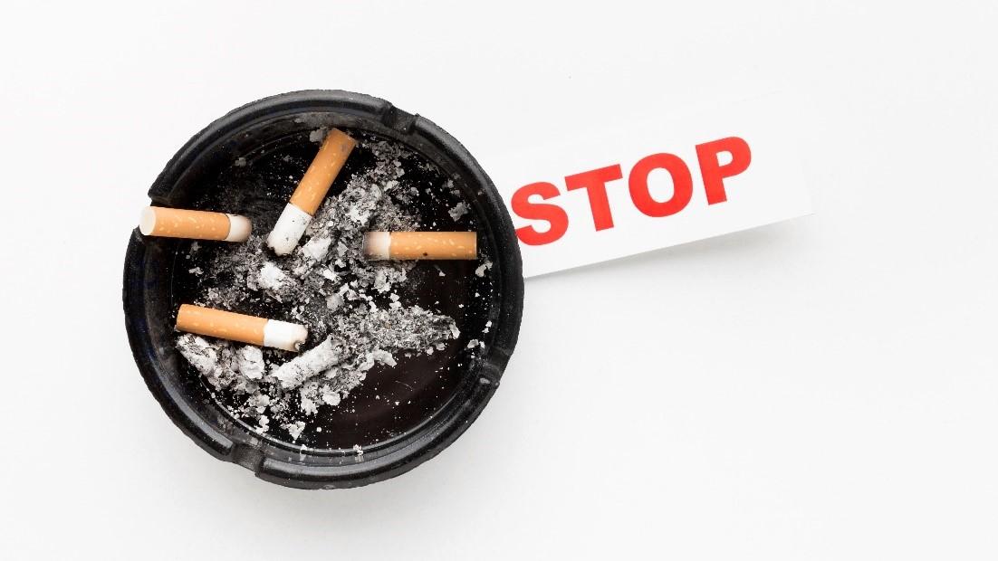 Dejar de fumar. ¿Cómo conseguir los propósitos de año nuevo?