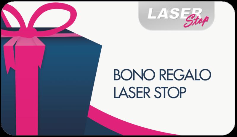Bono Regalo Laser Stop